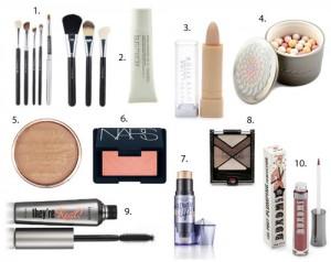 Get the makeup essentials