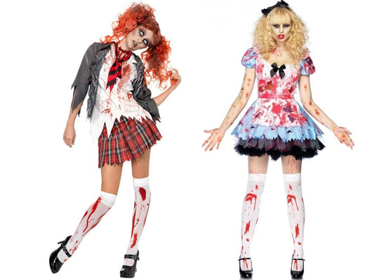 the horrifying school girl look the girly look for the
