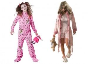 Zombie Girl Look for Halloween