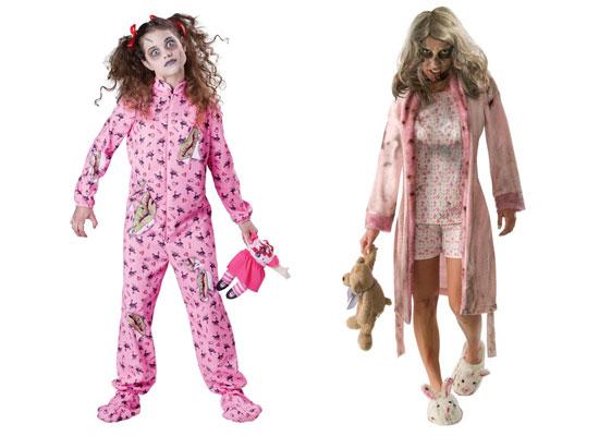 Как сделать костюмы на хэллоуин своими руками видео