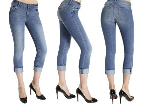 Cropped Denims