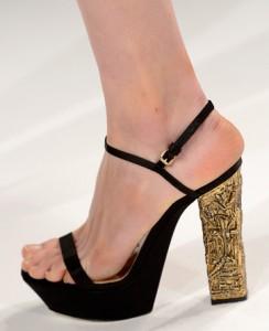 Elaborate Heels