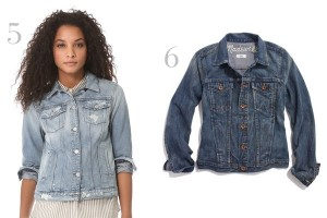 Denim Jacket with Wash
