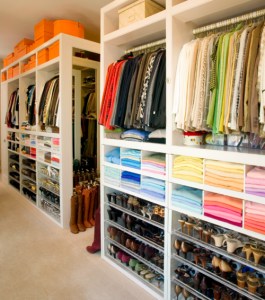 Closet Organizing Tips for Fashionistas
