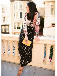 Maxi Skirt_Polka Dot