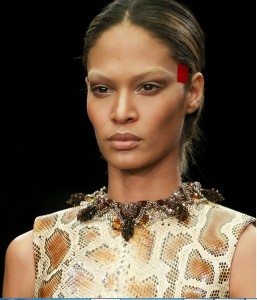 Collars from Givenchy