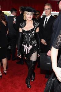 Givenchy Couture- Madonna