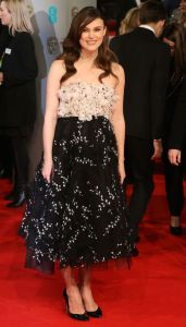 Keira Knightley in Giambattista Valli Couture