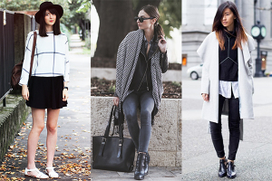 Black White and Gray