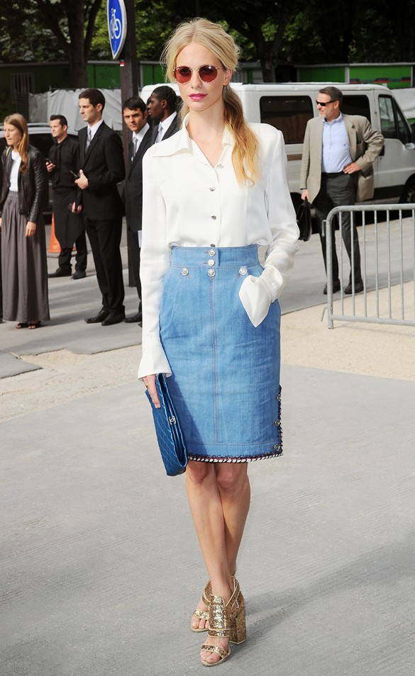 Best Ways to Pull Off a Denim Skirt for Spring! – Part 1 | House ...