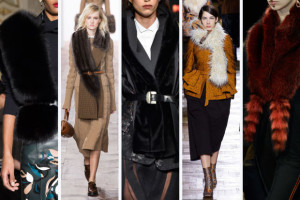 furry coats and stoles