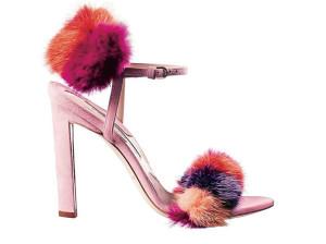 A nice high pair of fall heels