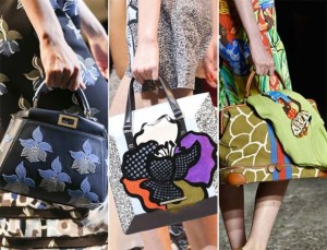Be Elegant with Printed Bags