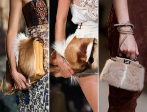 Go Luxurious with Fur Bags