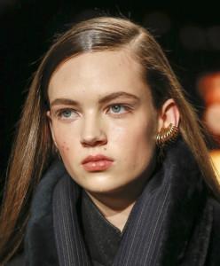 Multiplied earrings