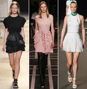 Dress in style with Pleated Designs
