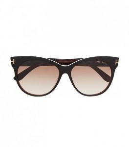 Amazing cat-eye sunglasses