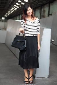 Striped shirts, the ultimate style quotient